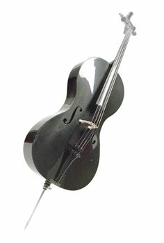 Carbon fiber cello. If I could have one of these, I'd start playing again.