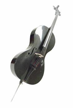Carbon fiber cello.