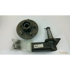 For Sale: EZ Loader Assemble and Hub For Parts Only 86 16843