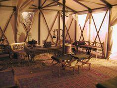Alexander's Tent