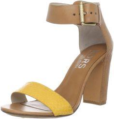 KORS Michael Kors Women's Lynden Ankle-Strap Sandal