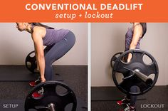 Proper deadlift form can be tough to master, but don't let that keep you from adding this total-body strength move to your routine. Read on for our guide to deadlifting (plus awesome variations you need to know).