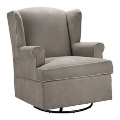 Baby Relax Quimby Swivel Glider