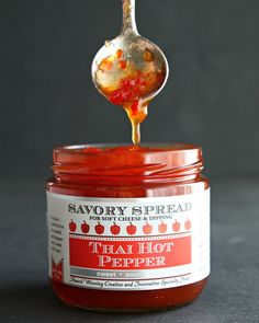 Thai Hot Pepper Savory Spread
