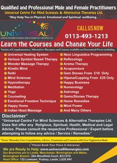 Home - Universal Life Energies Alternative Therapies, Chakra Balancing, Palmistry, Hypnotherapy, Materialistic, Reflexology, Numerology, Joyful, Reiki