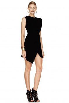 Black Dress - PNK Casual