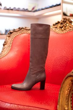 Boots Fable Exclusif Chaussures - http://www.exclusifchaussures.fr/botte-a-talon-fable-156.htm