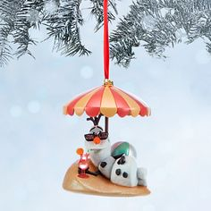Olaf Sketchbook Ornament - Frozen $12.95