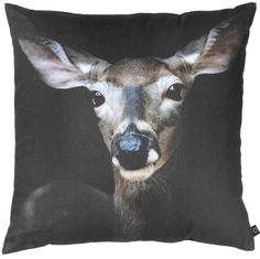 Kissen inkl. Füllung, Deer