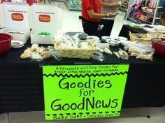 Mardel helped get more #donations for #tornado victims with an in-store bake sale.