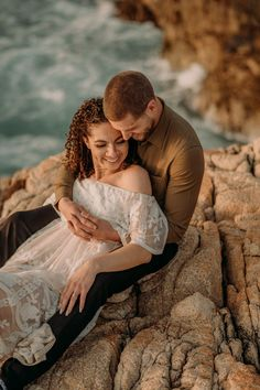 On the Coast of Big SurJust me, you and the Pacific Ocean! Flora Gibson Photography Big Sur California wedding and elopement photographer Beach Elopement, Beach Engagement, Engagement Session, Engagement Photos, Big Sur California, California Wedding, Getting Married, Love Story, Coast