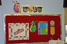 Mrs. Venosdale's Castle Theme 2005-2006