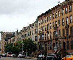 Incredible architecture -- Harlem/Hamilton Heights/Sugar Hill, Manhattan, New York City