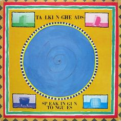 Speaking in Tongues  Talking Heads  Sire 23883-1  1983