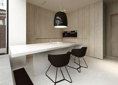 Flat interior design, krakow | TAMIZO ARCHITECTS