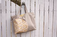 Let's go to the Park Bag by delia creates