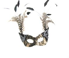LEAH C. COUTURE MILLINERY: modern fashion designer that uses feathers in her work