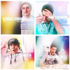 Big Time Rush, I will miss the show and their music for a very long time :(