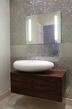Modern Half Bathroom Design modern half bathroommodern masculine half bath rppctxk | new house