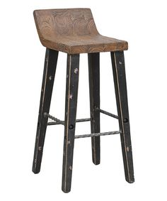 Love this Tam Low Back Bar Stool on #zulily! #zulilyfinds