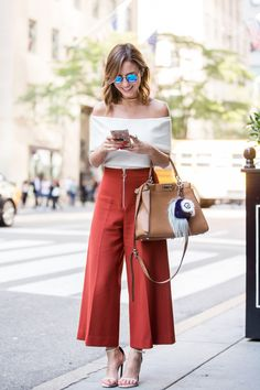 Inspiration | culottes