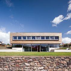Zero Carbon House by Venner Lucas Architecture
