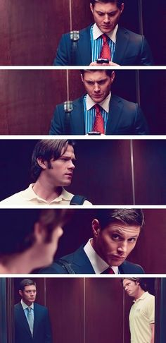 S4x17 It's a Terrible Life Supernatural Sam, and Dean