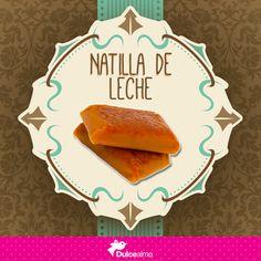 Etiqueta a la persona con la que te gustaría compartir una deliciosa Natilla de leche. #ComparteDulzura