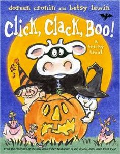 Click, Clack, Boo!   Orffing Around. Cute instrument activity with a great book!