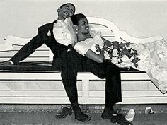 When I couldn't love them anymore...Barack  Michelle Obama on their wedding day
