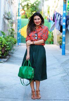 Small Fashion Diary: look do dia: morro da conceição