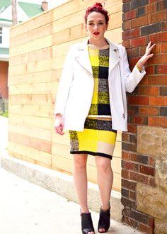 How to wear the punk trend Barbara Ann Solomon #stylepanel #punk #tartan