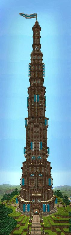 150 block tall medieval tower i made on my server looks like a tower in minecraft Morelooks like a tower in minecraft . Minecraft Castle, Minecraft Plans, Minecraft Blueprints, Minecraft Art, Minecraft Designs, Minecraft Stuff, Minecraft Medieval, Minecraft Epic Builds, Mine Minecraft
