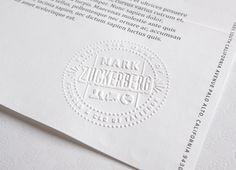    mark zuckerberg :: by ben barry :: via lovely stationery