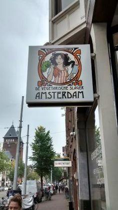 De Vegetarische Slager (the Vegetarian Butcher) Amsterdam