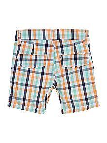Boys check short with pockets #hofwishlist