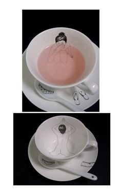 Great set of teacups for entertaining