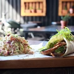 New item on our Menu!) with a choice of side… New item on our Menu!) with a choice of side for Chicken Wraps, Teriyaki Chicken, Wine Craft, Craft Beer, Beer Industry, R80, New Item, Brewing Co, Fine Wine
