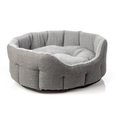 Archie & Oscar This bolster cushion dog bed is using new stronger walls to prevent sides from collapsing. The shape creates a perfect place for your dog to sit, sleep and relax. The stylish design will look great in any home. Size: Extra Large W x D x H) Snuggle Dog, Luxury Dog Kennels, Dog Cots, Dog Pillow Bed, Bolster Cushions, Green Bedding, Hamster, Sofa, Bedding Shop