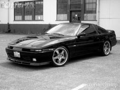 "Toyota Supra MKIII      I will forever miss mine! Only car I ever ""loved""!!!"