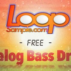 Free Analog Kick Drum Jomox by LoopSample.com on SoundCloud