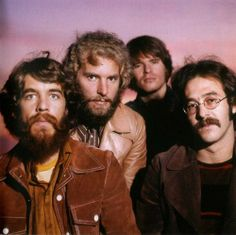 Creedence Clearwater Revival.