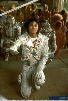 Michael Jackson CaptainEO Disney...saw it in 3D the first time I went to Disney as a kid in the 80's