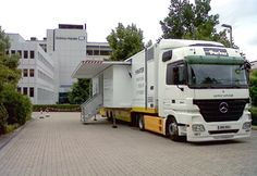 Parker Roadshow in Germany   www.eventms.com
