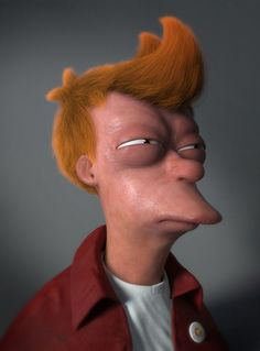 HttpimgurcomaMphV Real Life Cartoons Pinterest - 18 realistic cartoon characters that are the stuff nightmares are made of