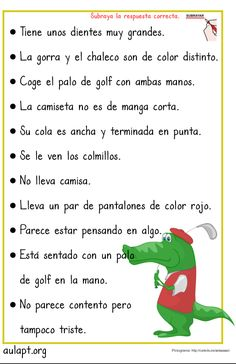 Kids Math Worksheets, Spanish Worksheets, Short Stories To Read, Spanish Lessons For Kids, Effective Teaching, Speech Activities, Spanish Language Learning, Spanish Classroom, Math For Kids