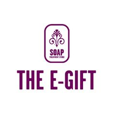 Soap Treatment Store Gift Card (massage)
