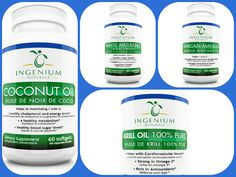 All-natural supplements for a healthier and cleaner lifetyle