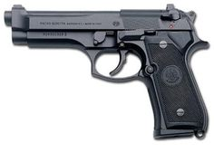 Berretta M9 CommercialLoading that magazine is a pain! Get your Magazine speedloader today! http://www.amazon.com/shops/raeind