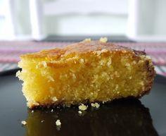Orange and lemon polenta cake Orange Polenta Cake, Lemon Polenta Cake, Polenta Cakes, Citroen Cake, Sunshine Cake, Nigella Lawson, Oranges And Lemons, Food Hacks, Cornbread